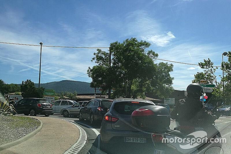 Verkeerssituatie rond GP Frankrijk gaat op de schop