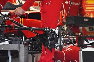 Formula 1 Analisi Ferrari: Vettel e Raikkonen hanno scelto la sospensione vecchia