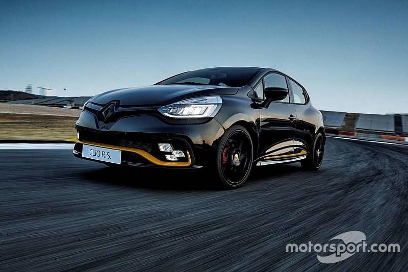 Renault Clio R.S. 18 é hot hatch de 220 cv inspirado na F1