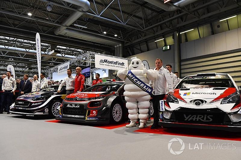 El WRC amplia su cobertura televisiva en 2018