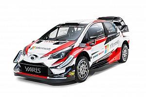WRC Breaking news Toyota luncurkan Yaris WRC 2018