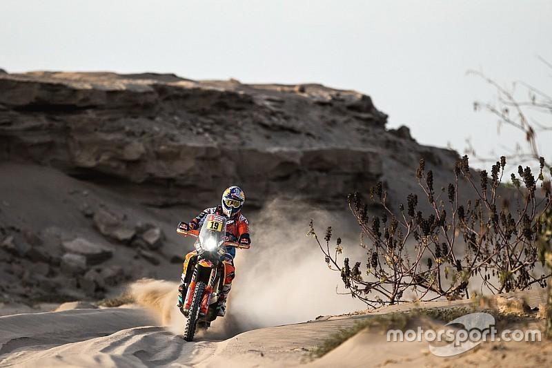 Dakar Stage 8: Meo tercepat, Benavides perpendek jarak