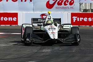 IndyCar News De Melo ersetzt verletzten Fittipaldi in Indianapolis