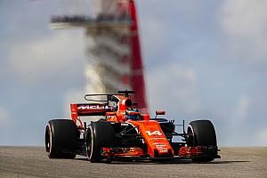 F1 速報ニュース アロンソ、新ウイングに手応え「来年に向けて正しい方向性のはず」