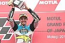 Moto2 Marquez senang raih kemenangan setelah cedera