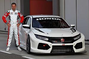 TCR Actualités La nouvelle Honda Civic Type-R TCR en piste