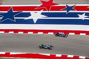 Формула 1 Результаты Гран При США: стартовая решетка в картинках