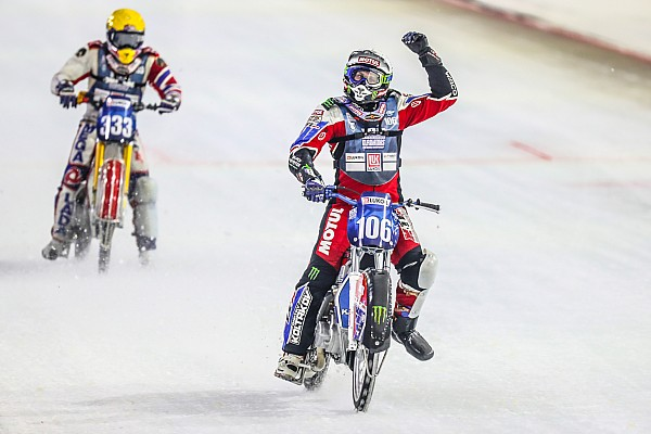 Спецпроекты Самое интересное Досрочный титул: как прошел этап Ice Speedway Gladiators в Херенвене
