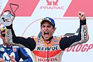 Sachsenring MotoGP: Marquez extends German GP streak