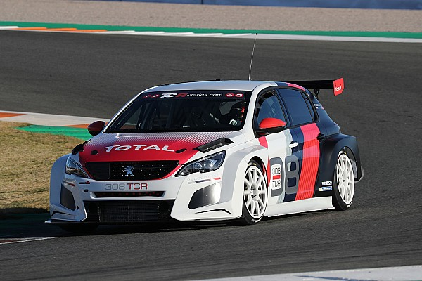WTCR Breaking news First Peugeot driver named for inaugural WTCR season