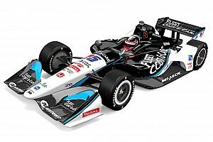 IndyCar Важливі новини Команда IndyCar RLLR презентувала особливу ліврею на етап у Фініксі