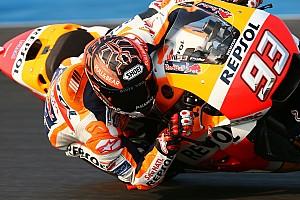 MotoGP Információk a tesztről Marquez vezette a két Hondát a thaiföldi teszt 2. napján