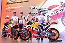 MotoGP Honda präsentiert MotoGP-Projekt 2018