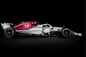 La distancia entre ejes del Sauber lleva a pensar en un cambio en Ferrari