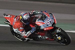 MotoGP Relato da corrida Dovizioso brilha no Catar e vence na abertura da MotoGP