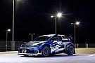 World Rallycross Solberg's Volkswagen-backed Polo RX car revealed