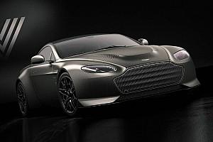 Auto Actualités Aston Martin dévoile la V12 Vantage V600
