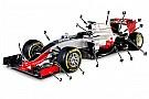 Haas VF-16: c'è tanta Ferrari, ma anche un po' di Toro Rosso