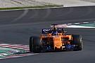 """Fórmula 1 Alonso é um piloto """"diferente"""" em 2018, diz McLaren"""
