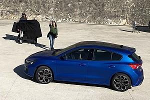 Automotivo Últimas notícias Flagra - Novo Ford Focus 2019 é pego sem camuflagem durante gravação