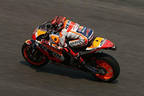 MotoGP Reactions Marquez indikasikan Honda pilih mesin yang agresif
