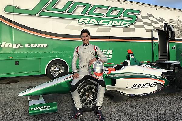 Indy Lights Noticias Celis correrá en Indy Lights con Juncos Racing
