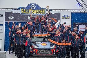 WRC Actualités Neuville a remis les pendules à l'heure