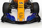 A McLaren-Renault részletei, közelről: Halo, légterelők, megoldások…