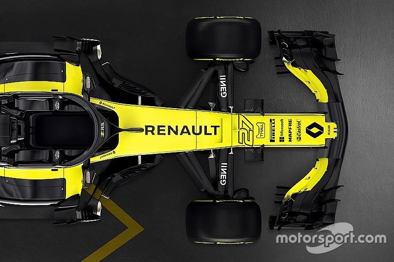Renault announces F1 2019 season launch date