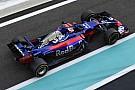 El motor Honda marcará un gran desafío para Toro Rosso