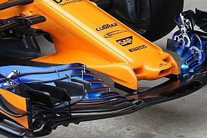 Formula 1 Analisi McLaren: ecco il nuovo muso rivoluzionario che farà scuola