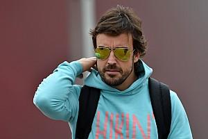 Formula 1 Breaking news Alonso: WEC fan access wouldn't work in F1