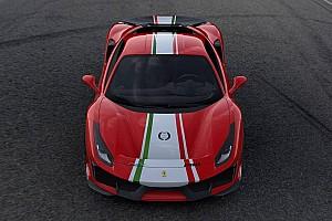 24 heures du Mans Actualités Une nouvelle Ferrari 488 Pista dévoilée aux 24 Heures du Mans
