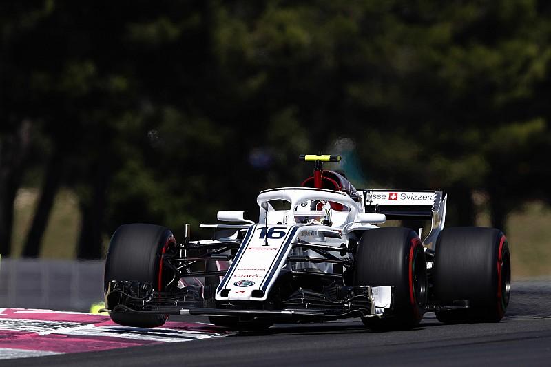 Leclerc y su ingreso a la Q3: