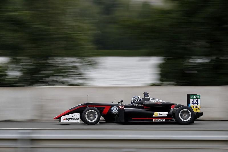 Norisring F3: Vips wins after huge startline crash