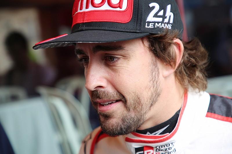 Alonso, ya