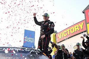 NASCAR Truck Breaking news Moffitt needs sponsor dollars, but can