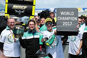 Moto3 I più cliccati Fotogallery: Joan Mir campione del mondo Moto3 2017