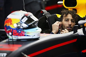 Formula 1 Breaking news Ricciardo holds