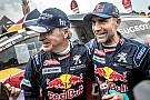 "Dakar Sainz: ""Después del intenso trabajo, era de justicia ganar esta carrera"""