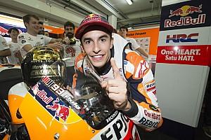 MotoGP Motorsport.com hírek Még a haja is elkezdett hullani a nehéz szezonkezdés miatt Marc Márqueznek