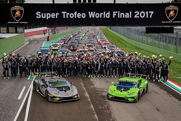 Lamborghini Super Trofeo Motorsport.com se convierte en el medio oficial de la Final Mundial del Super Trofeo de Lamborghini