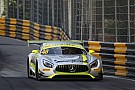 Macau GT: Mortara wins after crash decimates field