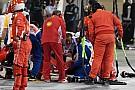 Ferrari jelaskan kesalahan yang akibatkan mekanik patah tulang