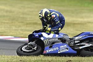 MotoGP Важливі новини Відео: зіткнення Маркеса та Россі під час гонки в Аргентині