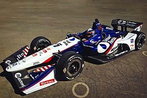 IndyCar Motorsport.com hírek Igencsak jól néznek ki az RLL Racing 2018-as szponzormatricái