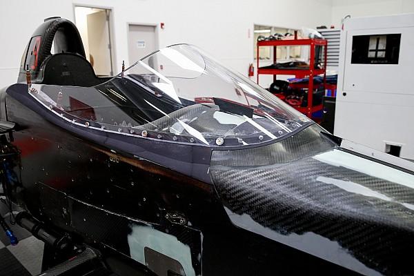 В IndyCar випробують альтернативу Halo