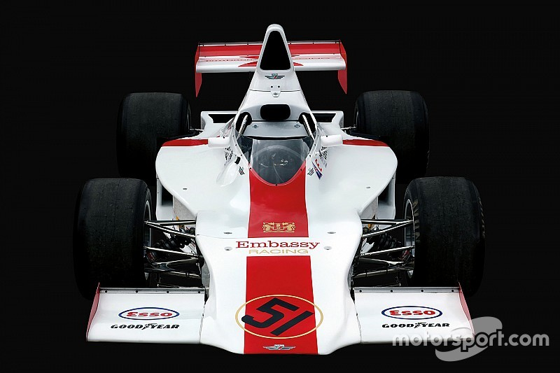 The birth of one of F1's great cult makes