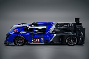Le Mans Noticias de última hora Prototipo de Le Mans usará motores de Fórmula E