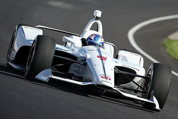 Dixon es cauteloso del comportamiento de los IndyCar en óvalos en 2018
